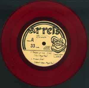 Arrels - Discos para desayunar - contraportada single
