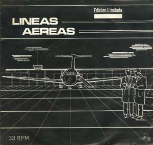 Lineas aereas - portada