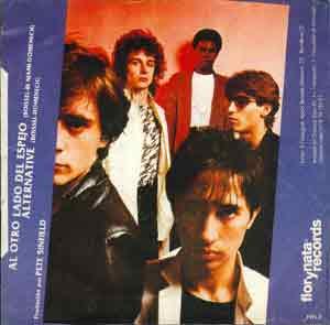 Lemo - Al otro lado del espejo - Alternative  - portada single