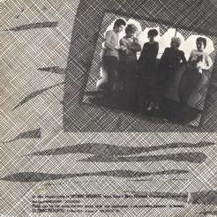 Ultimo resorte - EP - contraportada single Flor y Nata records
