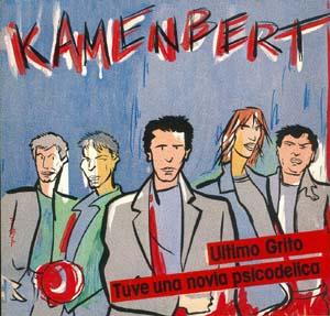 Kamenbert - Ultimo grito - portada single