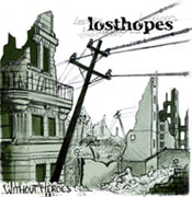 Losthopes - ep-cd Without heroes - FyN-35 - Flor y Nata Records