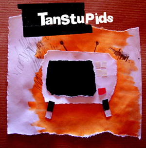 "TanStuPids - ep-cd ""TanStuPids"" - FyN-59 - Flor y Nata Records"